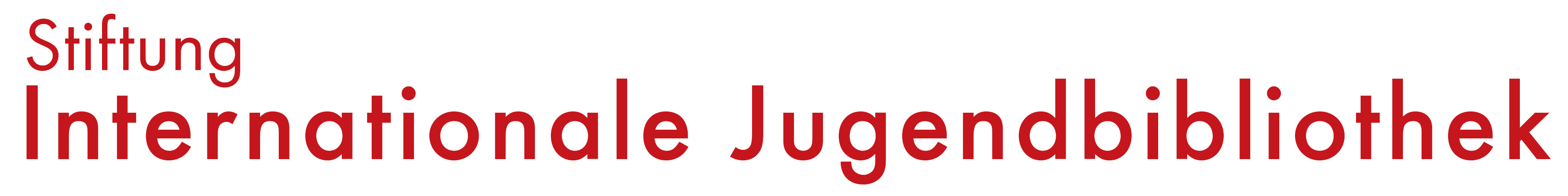 Logo Internationale Jugendbibliothek