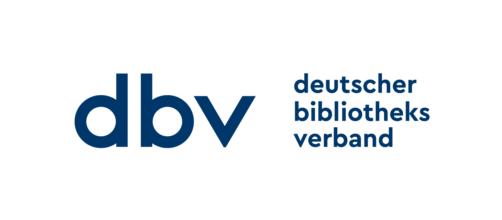 Logo Deutscher Bibliotheksverband