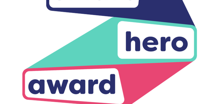 Logo smart hero award